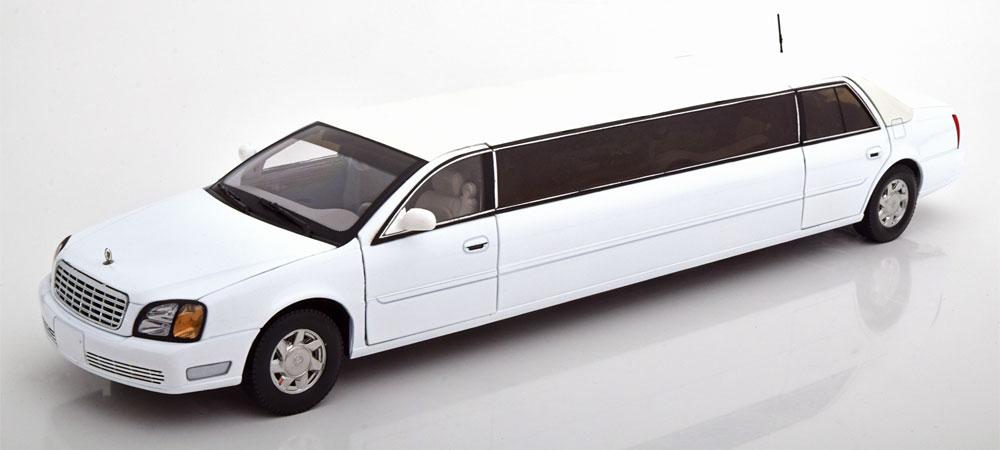 1/18 Cadillac DeVille limousine SunStar
