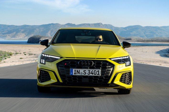 Nouvelle Audi S3 2020