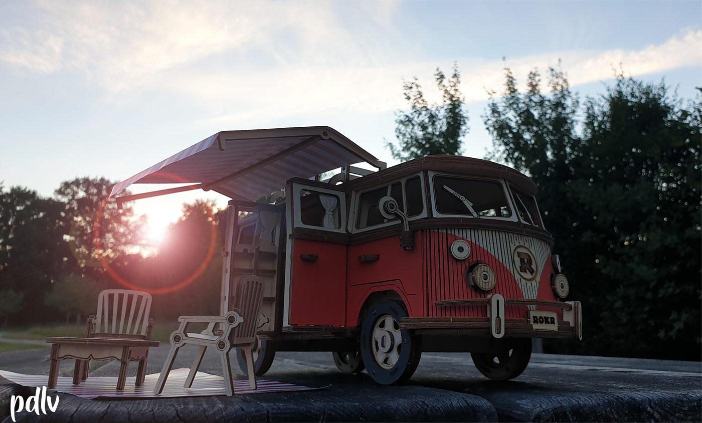 Camper Van Robotime