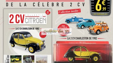 Hachette collection 2CV