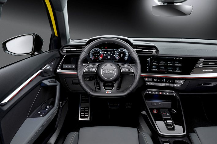 Intérieur Audi S3 2020