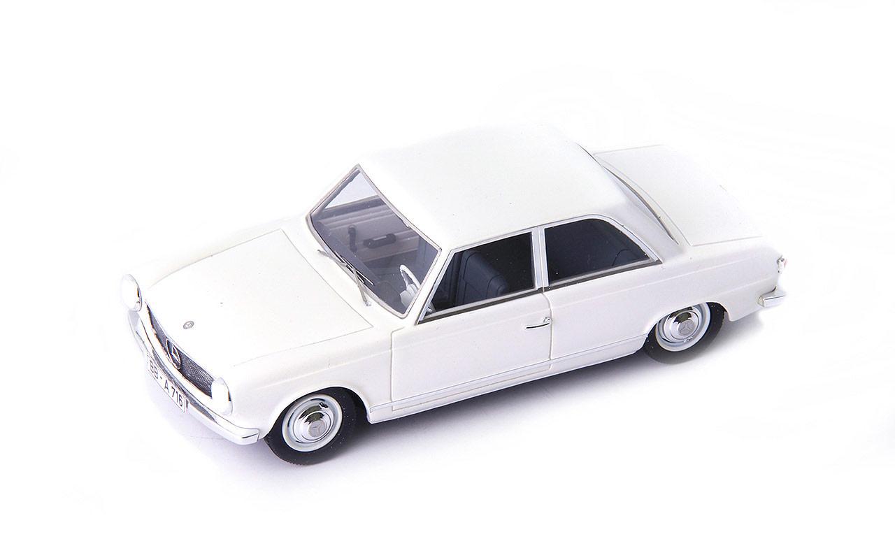 1/43 Mercedes W118 prototype