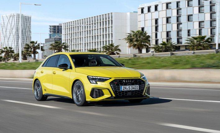 Audi S3 2020 fiche technique