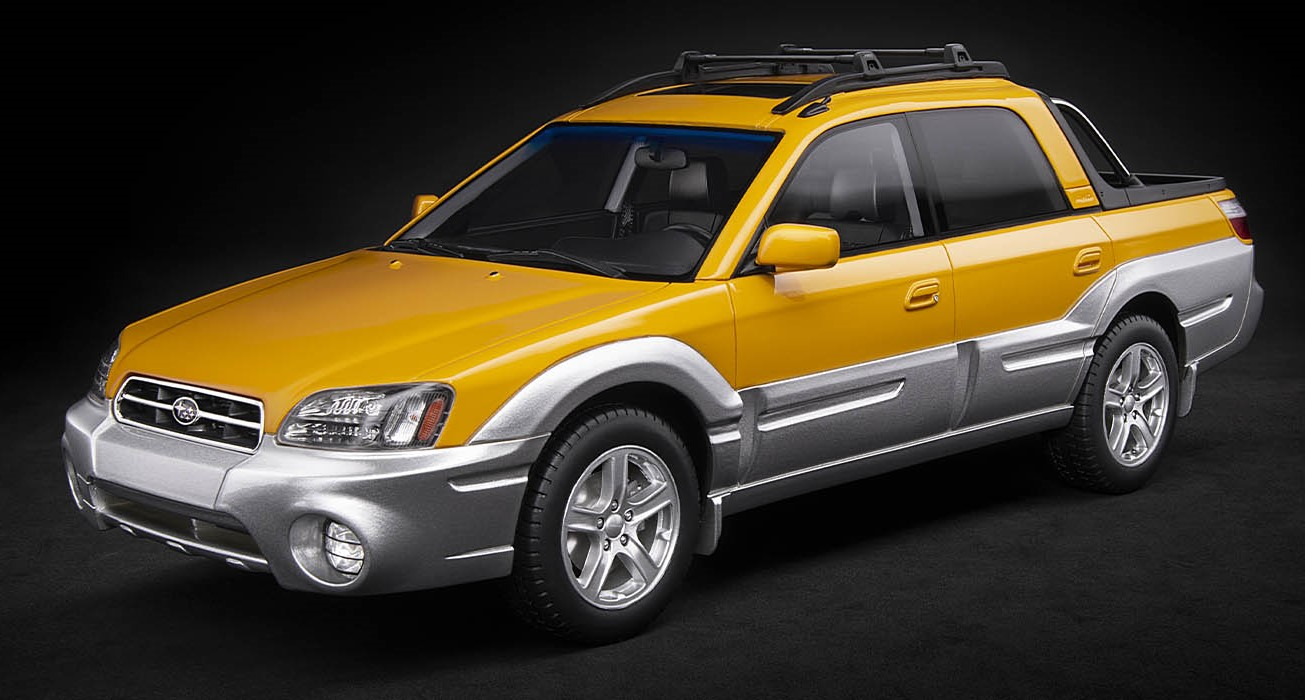 1/18 Subaru Baja DNA Collectibles