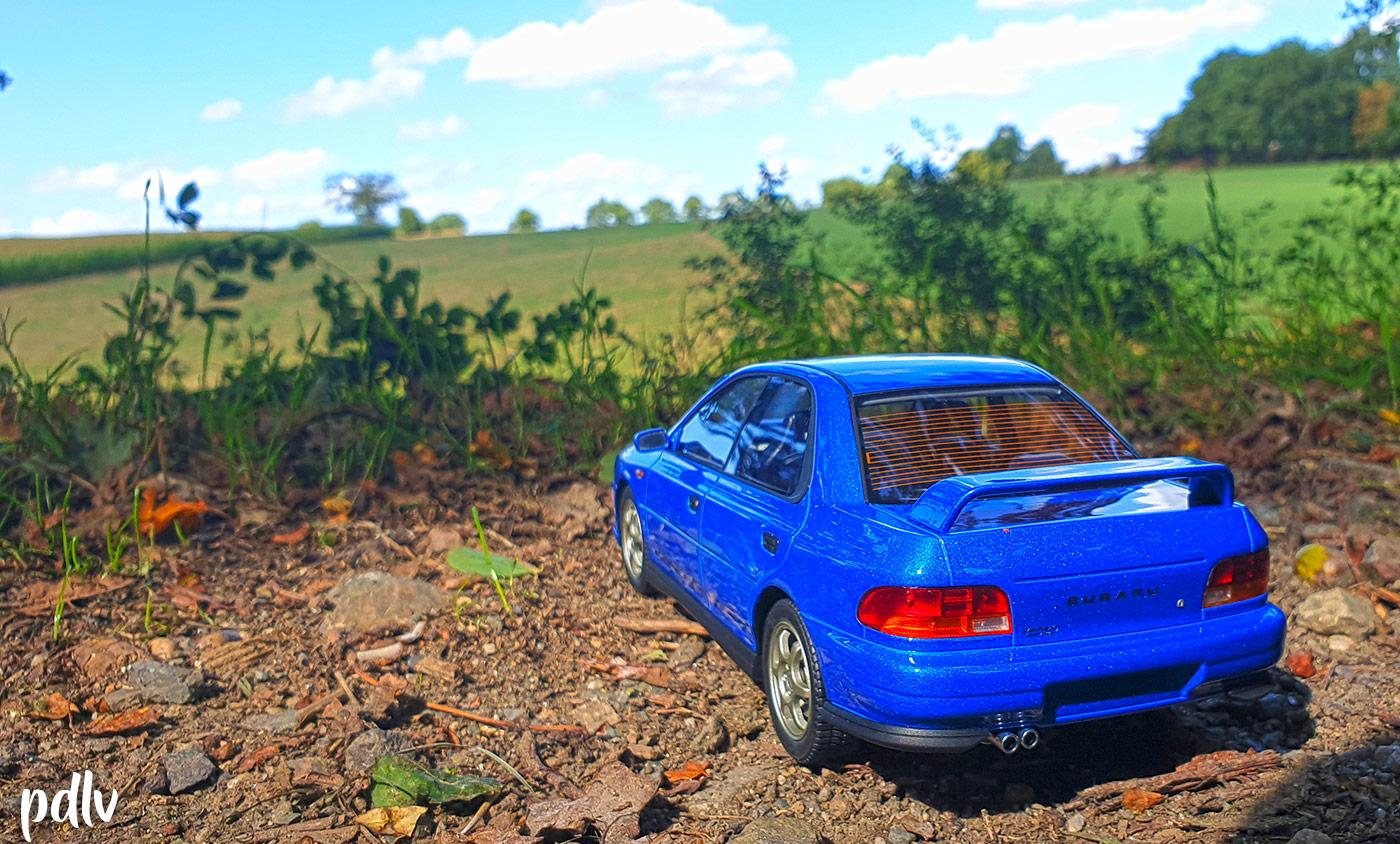 Subaru Impreza GT Turbo DNA