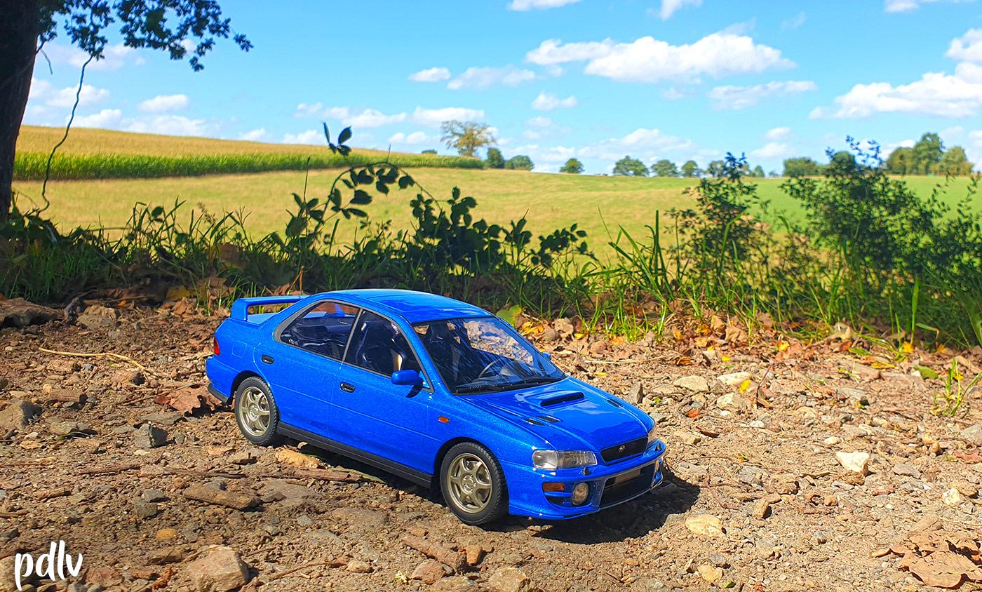 Prix de la Subaru Impreza GT Turbo DNA