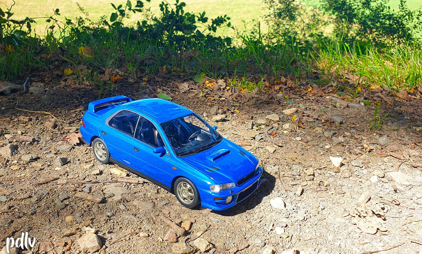 Subaru Impreza GT Turbo DNA informations