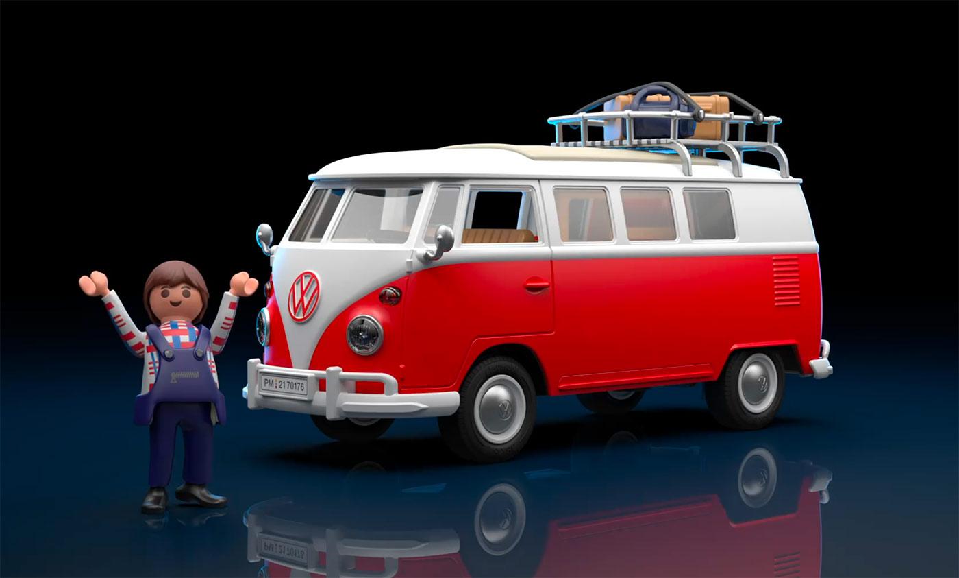 Playmobil Volkswagen Combi T1 70176