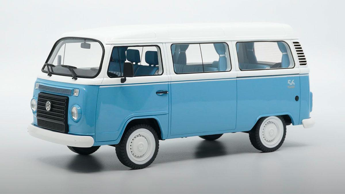 Volkswagen Combi T2 Last Edition avant