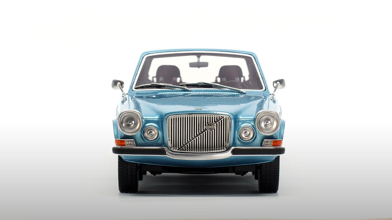 1/18 Volvo 164 E DNA Collectibles avant