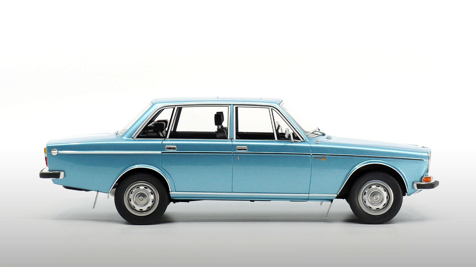1/18 Volvo 164 E DNA Collectibles profil
