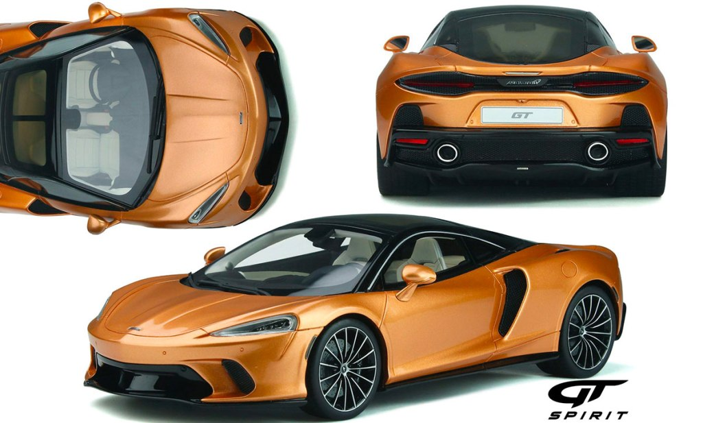 1/18 McLaren GT GT Spirit