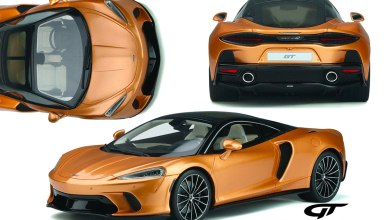 Photo de 1/18 : GT Spirit prépare la McLaren GT