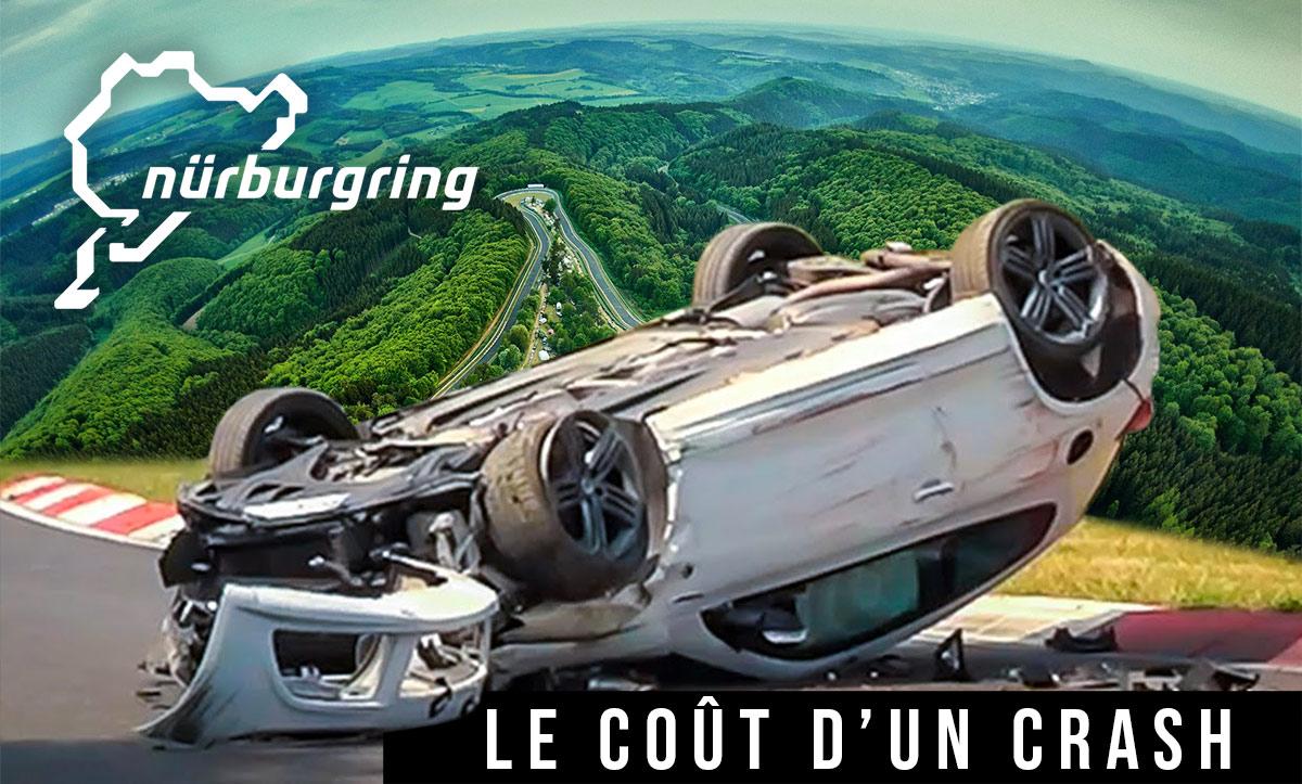 Coût d'un accident sur le Nürburgring