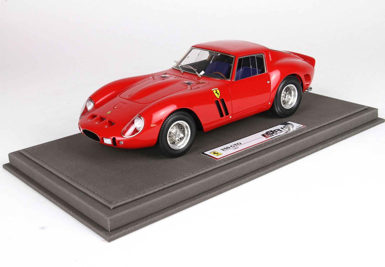 1/18 Ferrari 250 GTO BBR