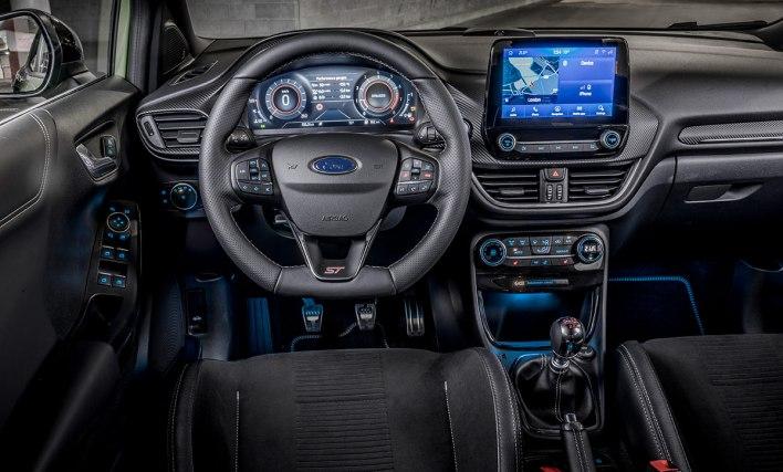 Intérieur Ford Puma ST