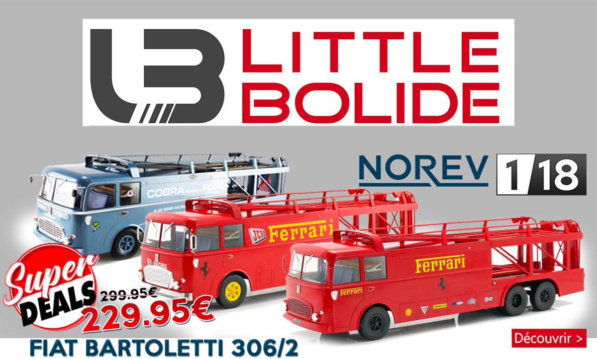 Fiat Bartoletti Norev