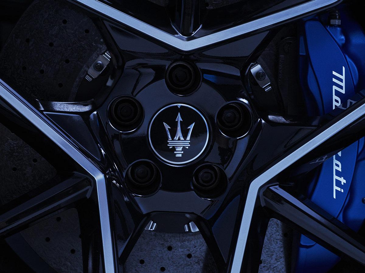 Jantes Maserati MC20