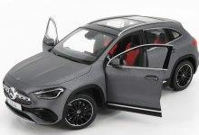 Photo de 1/18 : Z Models a reproduit le nouveau Mercedes GLA