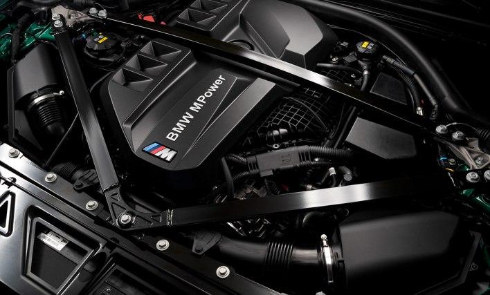 Moteur BMW M3 2020