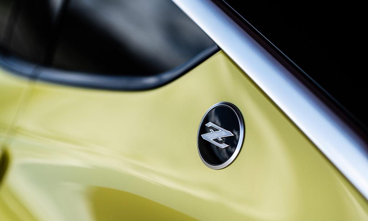 Nissan Z Proto ailes