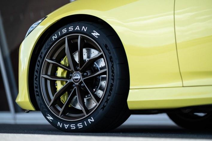 Nissan Z Proto jantes