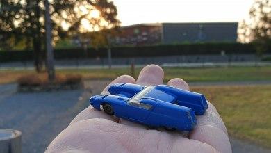 Photo de J'ai identifié la «voiture bizarre» de mon enfance !