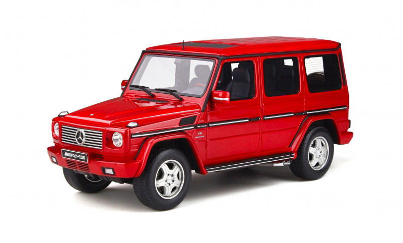 1/18 Mercedes G 55 AMG OttOmobile