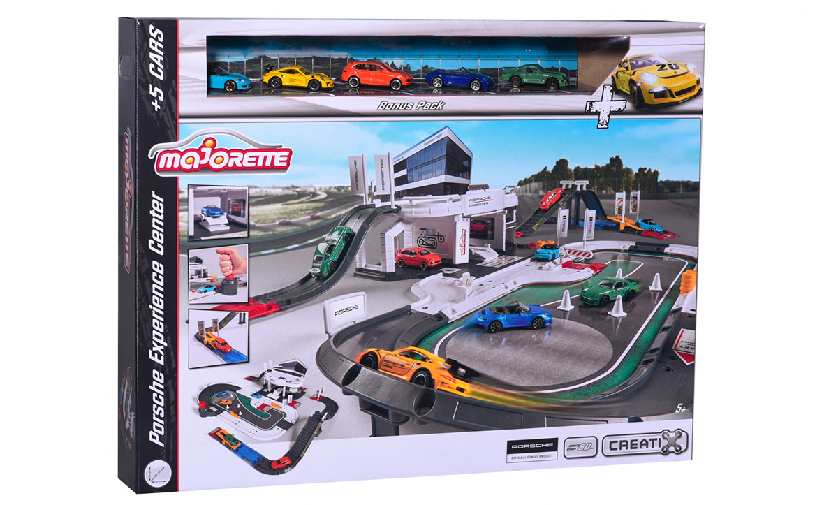 Porsche Experience Center Majorette