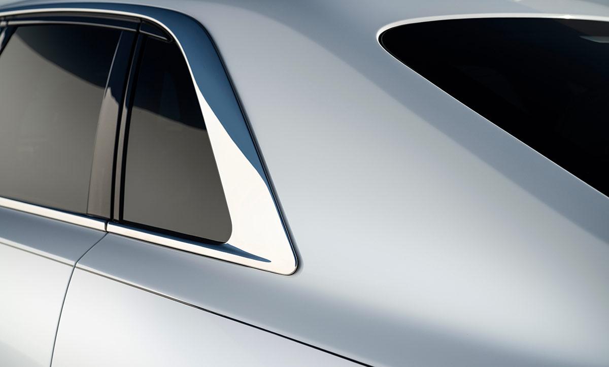 Détail Rolls Royce Ghost 2020