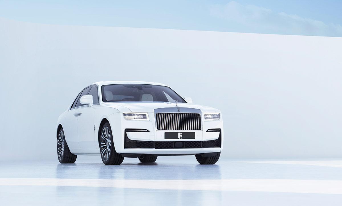 Avant Rolls Royce Ghost 2020