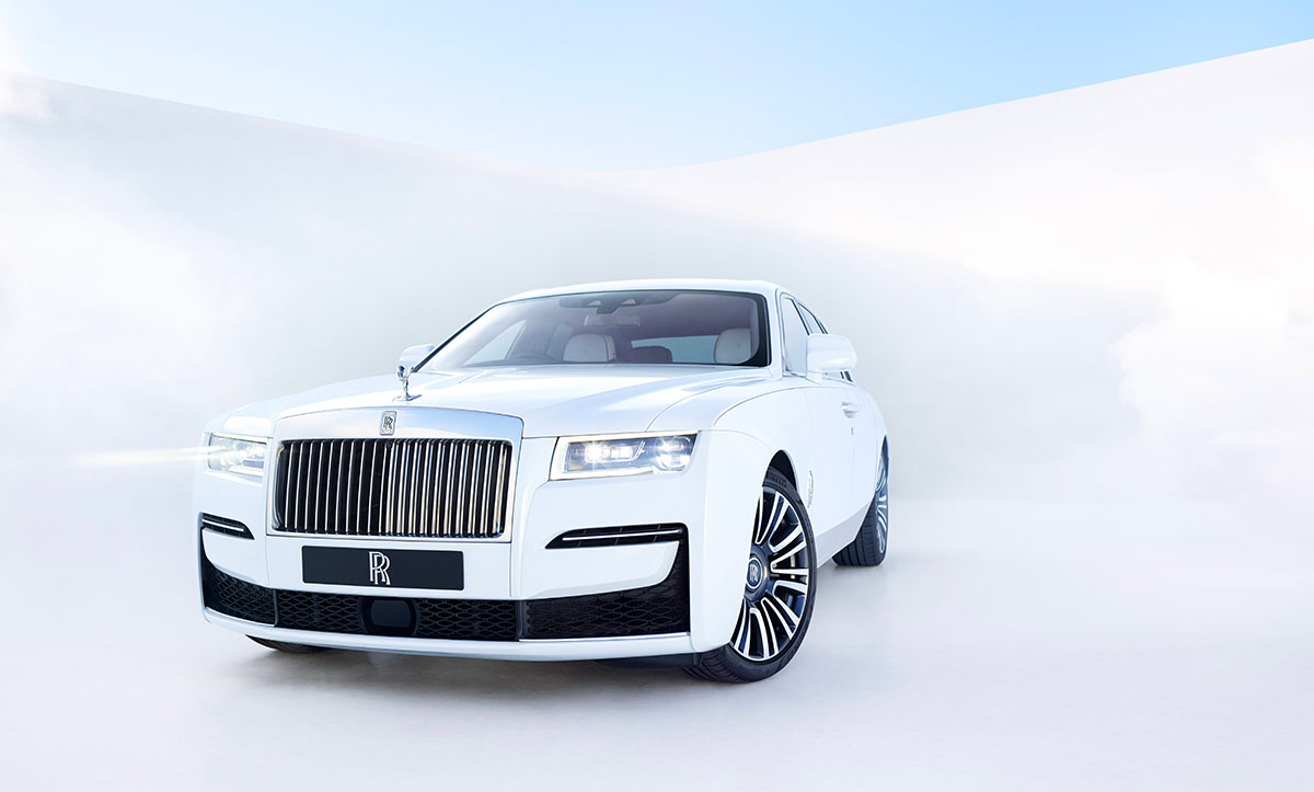 Rolls Royce Ghost 2020