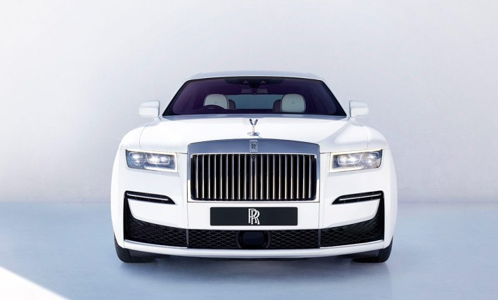 Calandre Rolls Royce Ghost 2020
