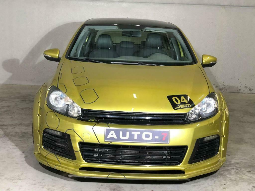 Volkswagen Golf tuning Jem Design