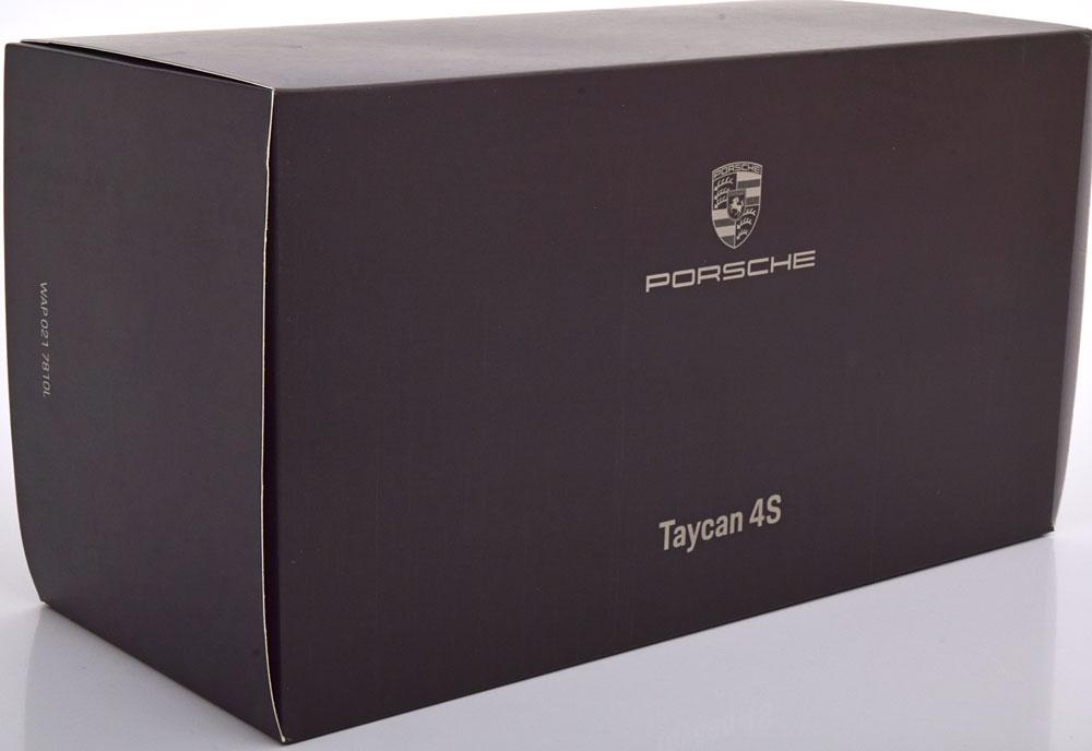 1/18 Porsche Taycan 4S Minichamps