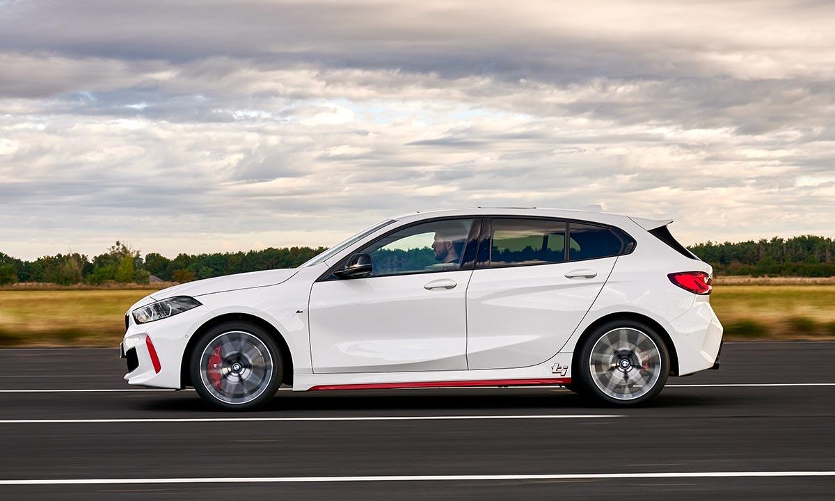 BMW 128ti profil