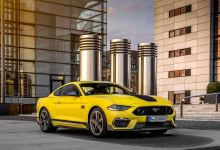 Photo de Ford Mustang Mach 1 : la passion l'a emportée ; elle arrive