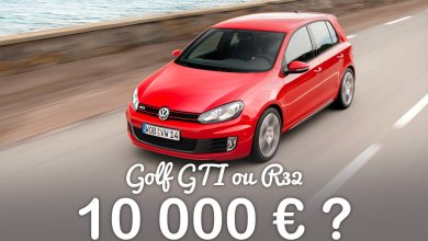 Guide achat Golf GTI