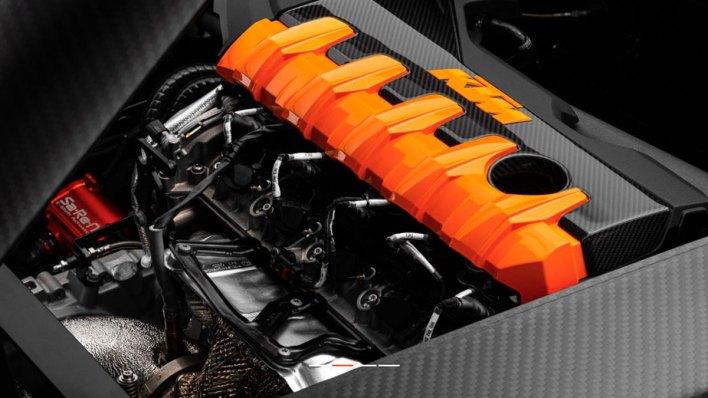 Moteur KTM X-Bow GTX