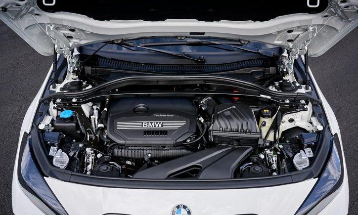BMW 128ti moteur