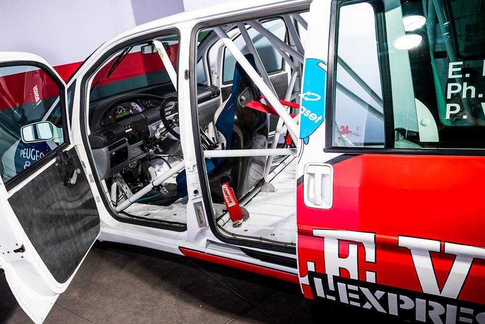Portes Peugeot 806 Procar