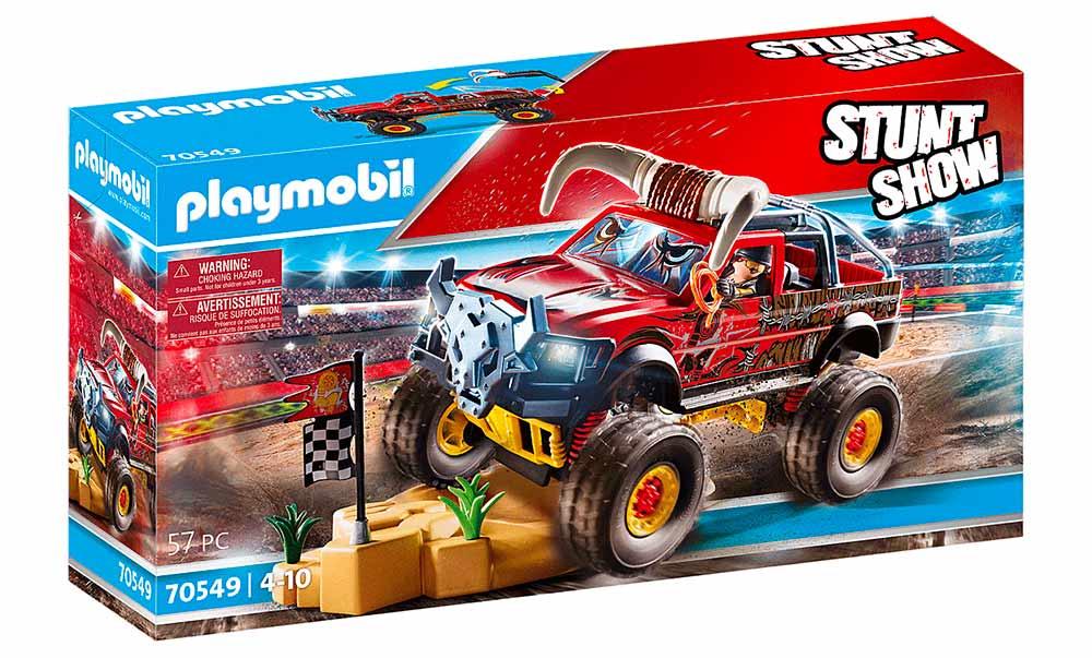 70549 Playmobil Stunt Show