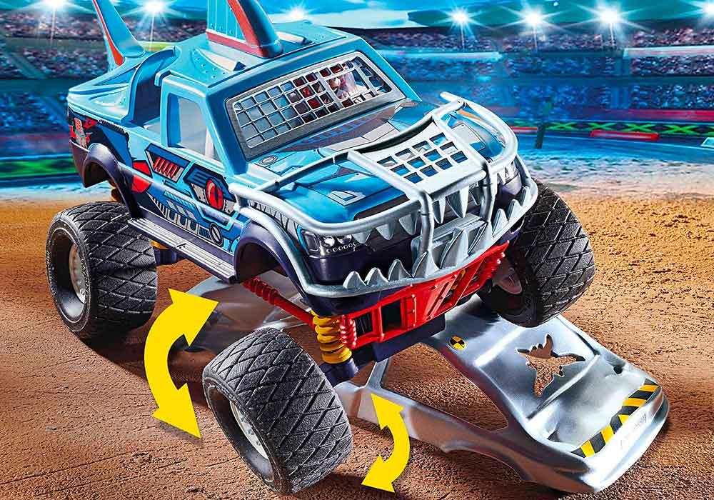 70550 Playmobil Stunt Show