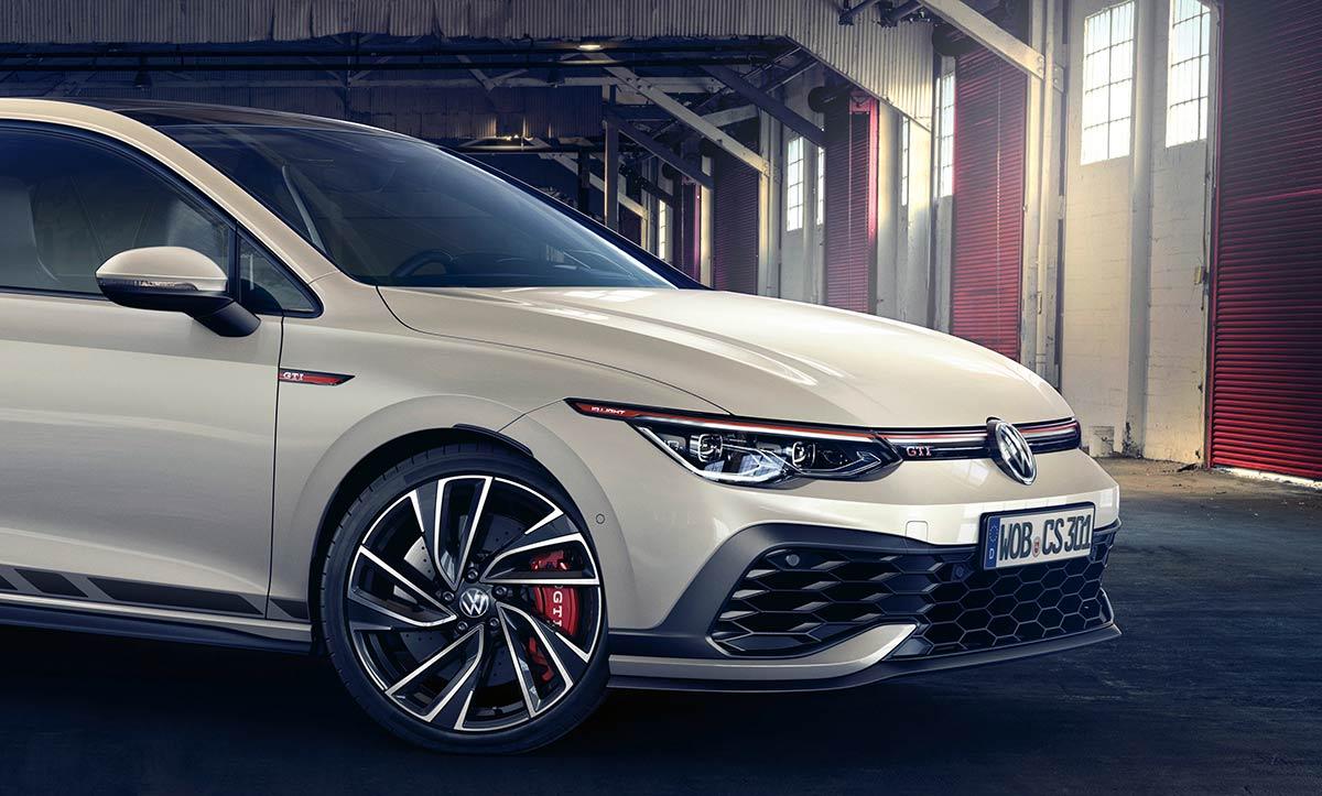 Jantes Volkswagen Golf 8 GTI Clubsport