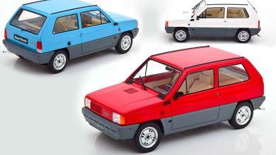 1/18 Fiat Panda KK-Scale