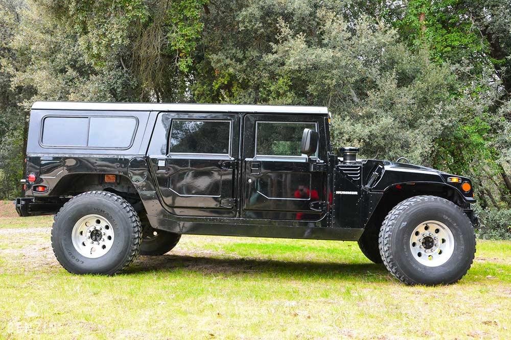 Profil Hummer H1