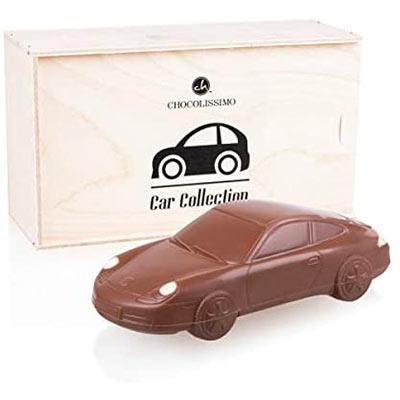 Porsche 911 en chocolat