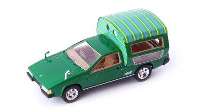 1/43 Toyota RV-2 Autocult