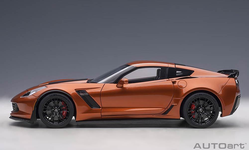 71259 Corvette C7 Z06 AUTOart profil