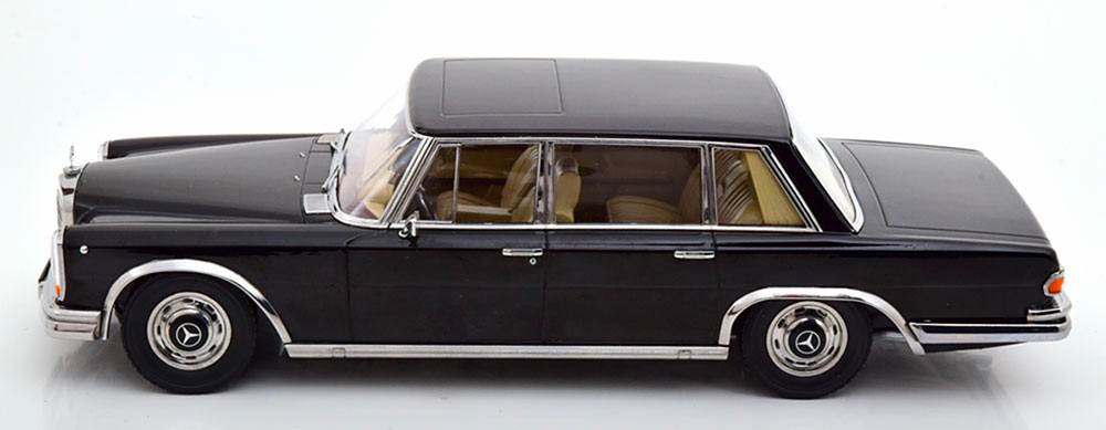 180601 Mercedes 600 1/18 KK-Scale